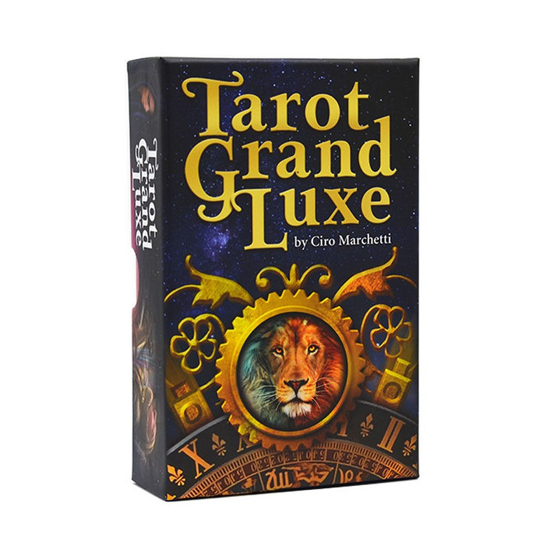 Карты Таро Tarot Cards Grand Luxe/Таро Гранд Люкс