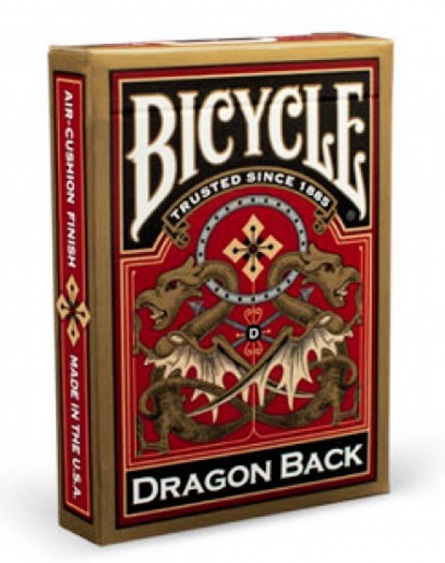 Карты Bicycle Dragon (Gold) - USPCC