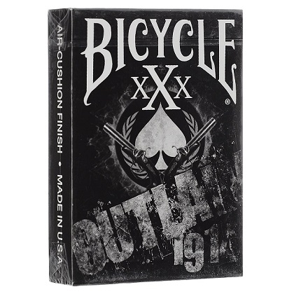 Игральные карты Outlaw Bicycle - US Playing Card