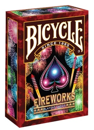 Карты Bicycle Салют - Collectable Playing Cards