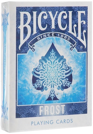 Карты Bicycle «Ледяные» - Collectable Playing Cards