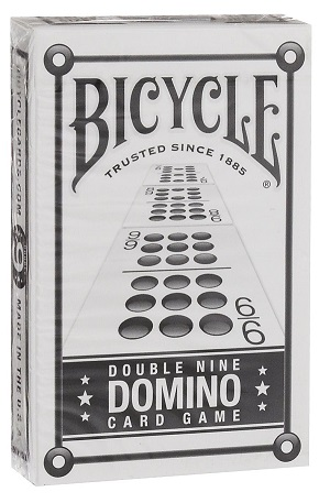 Карты Bicycle Double Nine Domino Cards - USPCC